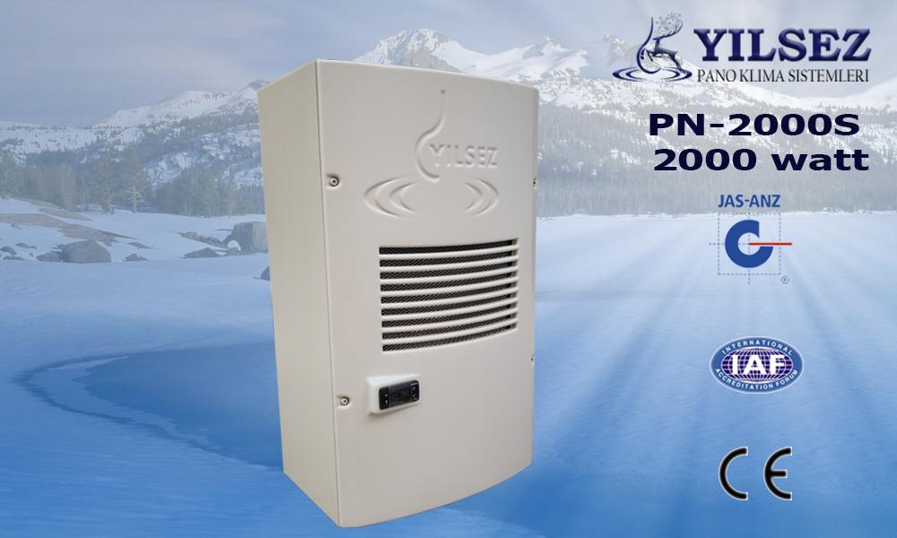 elektrik pano kliması