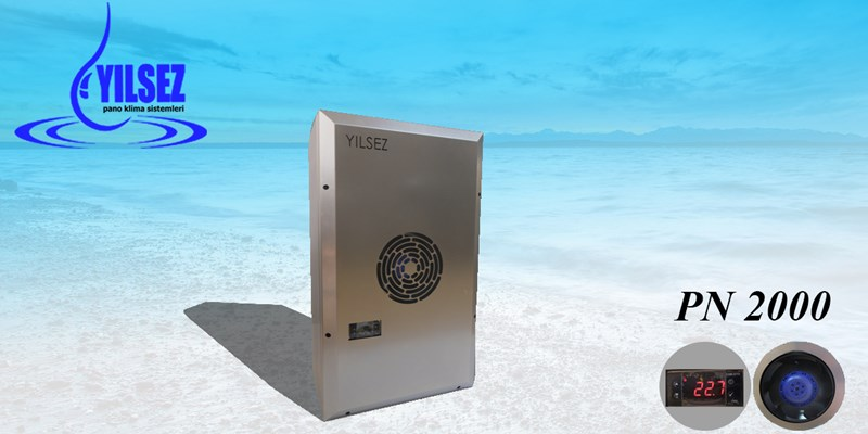 elektrik panosu soğutma sistemleri